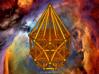 Tesseract Matrix Stargate 3d printed Artist impression of the tesseract matrix stargate