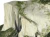 """El Capitan Map: 8.5""""x11"""" 3d printed"""