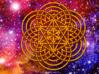 Merkaba Fractal Metatron Cube 3d printed Artist impression of the Merkaba fractal metatron cube