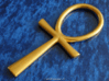 Egyptian Ankh - Large 3d printed