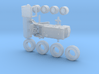 Michigan 175A Loader, HO scale 3d printed