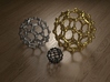 Buckyball Small 3d printed