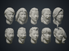 Warfaces2 - Mix Female 3d printed
