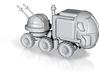 Moon Mechanized 3d printed