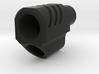 M1911 Airsoft Flashhider 3d printed