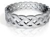 Rohkea Bold Celtic Knot Size 10 3d printed
