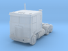 Kenworth Cabover Semi - 1:285scale 3d printed