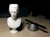 Nikola Tesla Bust Large 3d printed