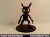 Shadow Heartless Figurine 3d printed Painted Front View