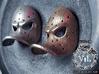 MIGHTY DUCKS Mask Pendant ⛧VIL⛧ 3d printed