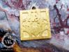 HELLRAISER Puzzle Box Pendant ⛧ VIL ⛧ 3d printed