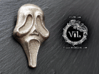 KNB Scream Pendant ⛧ VIL ⛧ 3d printed