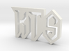 My Logo 3d printed