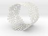 Snowflake Tea Light Ring (bigger) 3d printed