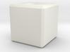 beveled_cubic_bead.stl 3d printed