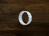Turk's Head Knot Ring 6 Part X 16 Bight - Size 26. 3d printed