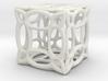 Cubic fractal BV3 3d printed