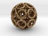 Hole Tri-ball 3d printed