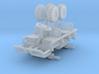 M-274 MULE A5 Command 1/87 Scale 3d printed