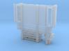Bailey Bridge Section Z-Scale 1/220 3d printed