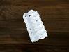 Turk's Head Knot Ring 12 Part X 6 Bight - Size 0 3d printed