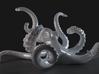 Octopus: 20cm: Ceramic iPhone and iPad mini holder 3d printed