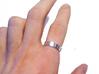 Metal Snake Skin Ring - Sz. 7 3d printed