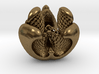 Fractal Pendant - Libidinis Hexagonis Aerariu 3d printed