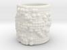 Pebble Cup - Julia Set 0 (Medium Size) 3d printed