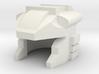 Robohelmet: Radical Actor 3d printed