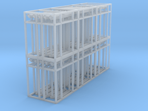 Torii all versions, medium bulk set in Smooth Fine Detail Plastic