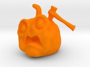 Jack Attacked in Orange Processed Versatile Plastic