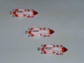 Spacer1999 Hawk Mk IX Squadron in Smooth Fine Detail Plastic
