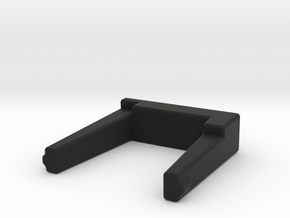 Module Cover in Black Natural Versatile Plastic