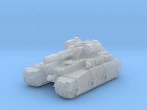 Irontank w. Medium Turret in Smooth Fine Detail Plastic
