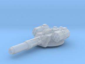 Irontank Medium Turret in Smooth Fine Detail Plastic