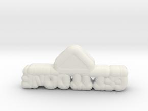 Prodprod in White Natural Versatile Plastic
