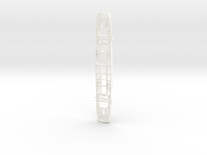 10 micro  in White Processed Versatile Plastic