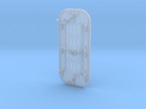 Door 3 in Smooth Fine Detail Plastic