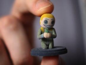 Job Hunters - Avery in Full Color Sandstone