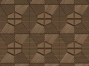 Mosaic (Daak 3d) in Full Color Sandstone