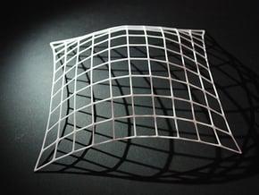 Gridshell OttoFrei in White Natural Versatile Plastic