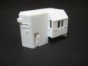 N Scale N&W SD45 High Hood  in Smooth Fine Detail Plastic