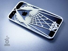 wings iphone 5 case  in White Processed Versatile Plastic