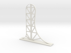 EFDM in White Natural Versatile Plastic