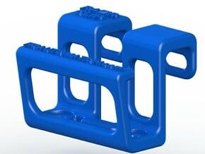 TeachPendantClipFlexible_30214 in White Natural Versatile Plastic