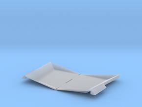 Snowplow Wing Pair CNR HO in Smooth Fine Detail Plastic