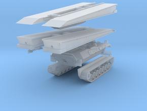 Brückenlegepanzer Biber 1:144 in Smooth Fine Detail Plastic