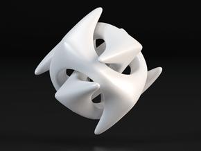 Ace in White Processed Versatile Plastic