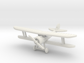 1:200 Nieuport 28 in White Natural Versatile Plastic